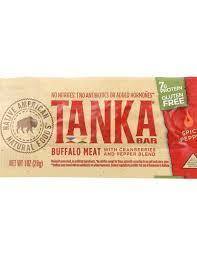 Tanka <b>Bar</b> - <b>Buffalo</b> With Cranberry - Spicy Pepper Blend - 1 Oz ...