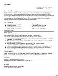 Accounts Receivable Resume Samples Account Receivable Resume Sample Ofcounts Payable Throughout Job 10