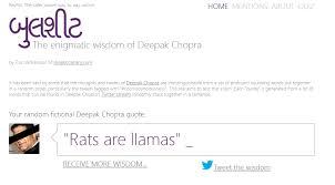 Deepak Chopra Quote Generator Page 40 TigerDroppings Best Deepak Chopra Quote Generator