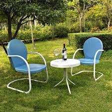 modern outdoor ideas patio sandyfield piece conversation set rattan garden 5 modern outdoor ideas