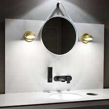 powder room bathroom lighting. if you want to add a touch glamor your powder room the monocle wall bathroom lighting