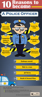 reasons for becoming a police officer
