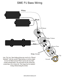 wiring diagram jazz bass pickups wirdig sullivan music equipment guitar pickups and bass pickups