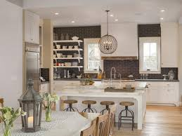 Farm House Kitchens charming farmhouse interior design kitchen with white table and 8935 by xevi.us