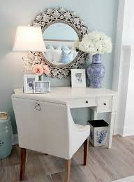 diy corner makeup vanity. Cute Bedroom Makeup Vanity Interior Fresh In Stair Railings View Of DIY Corner Diy E