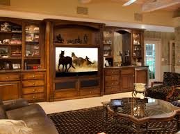 Basement Media Room Basement Home Theaters And Media Rooms Pictures Tips Ideas Hgtv