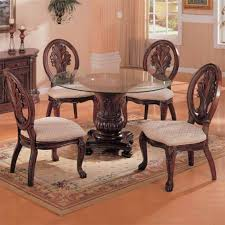 impressive 18 best dining rooms images on dining chairs glass pertaining to round glass top pedestal dining table modern