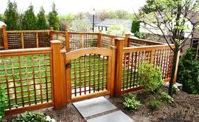fence panels designs. Wood Lattice Fence Panels Best Fencing Ideas Design Wooden Designs