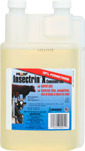 Permethrin Mixing Chart Prozap Insectrin X Fly Spray Concentrate Neogen Fly
