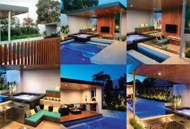 Pool Landscape Design Spasa Wa Pool Landscape Design Of The Year 2016