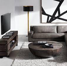 rh coffee table minimalist coffee