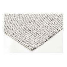 skandi grey floor rug