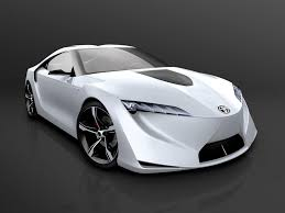inovatif cars: Toyota future cars