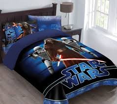 star wars the force awakens comforter set with fitted sheet twin