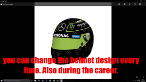 f1 2016 new career helmets tutorial youtube
