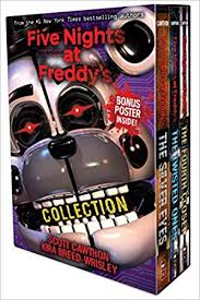 Five Nights at Freddy's Collection (9781338323023 ... - Amazon.com