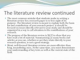 Example  Best Photos of Literature Review Paper Outline   Literature Review     Literature Review Outline