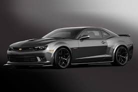 Chevrolet Camaro Black Wallpaper Gen