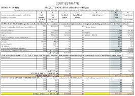 Commercial Construction Budget Template Home Construction Budget Template Atlasapp Co