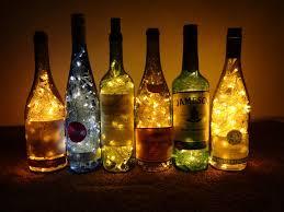 wine bottle lighting. Wine Bottle Lights By Hiddendemon-666 Lighting