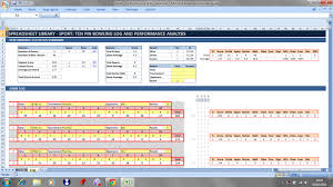 Bowling Spreadsheets Spreadsheet Library Ten Pin Bowling Log And Analysis