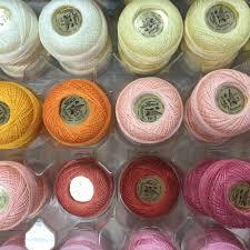 Finca Perle Cotton Color Chart Perle Cotton 5 2000 4299
