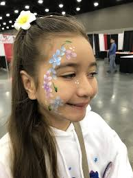 photo of kid canvas face painting louisville ky united states