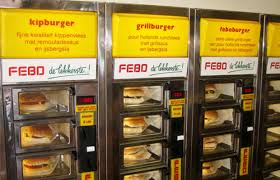 Hot Food Vending Machine For Sale Unique 48 Interesting Vending Machines Around The World