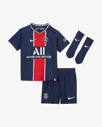 We would like to show you a description here but the site won't allow us. Paris Saint Germain 2020 21 Home Set Fur Babys Und Kleinkinder Nike De