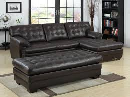 large sectional sofa with ottoman couch budeseo com