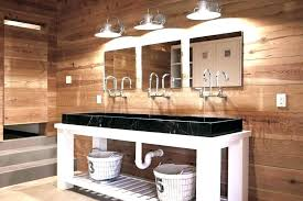 bathroom vanities lights. Bathroom Vanities Lighting. Industrial Style Vanity Lights Look Lighting B