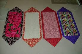 10 Minute Table Runner Pattern New 48 Minute Table Runners Just For Fun I Found The Direction Table