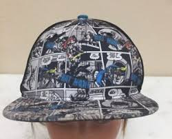 image is loading batman cap hat ic book characters hat youth