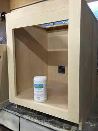Wood Utility Cabinet Corbins Treehouse Blog Archive Aqua Coat Water Based Wood
