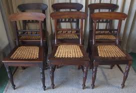 6x cape cottage stinkwood chairs r7