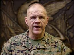 Marine commandant releases powerful statement on nude photo.