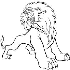 It helps to develop motor skills, imagination and patience. Top 20 Free Printable Lion Coloring Pages Online