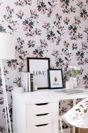 office wallpapers design 1. Brilliant Design Floral Wallpaper Pink Office With Office Wallpapers Design 1 A