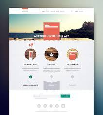 Creative Website Design Layouts Haoh