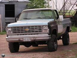 1980 Chevrolet C/K 1500 Series Mud Drag Custom id 2732
