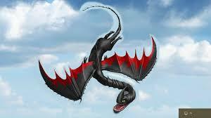 Coloring Page Razorwhip Dragon