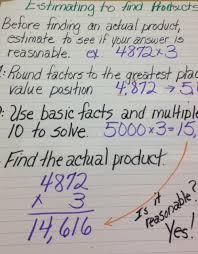 Properties Of Multiplication Anchor Chart Rowe Kim Math Anchor Charts