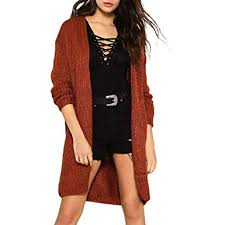 Keen Women S Size Chart Women Keen Length Cardigan Lovewe Coat Plus Size Womens