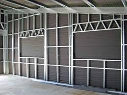 Metal Stud Construction  Steel Stud