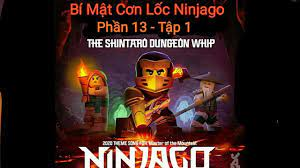Bí Mật Cơn Lốc Ninjago Phần 13 - Tập 1: Shintaro | Ninjago phần 13 | Full