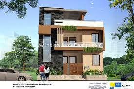 Small Picture Modern house designs indian style House Elevation Indian Compact