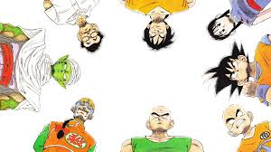 Dragon Ball Z, Son Goku, Krillin, Chi ...