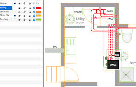 Creating A Residential Plumbing Plan Conceptdraw Helpdesk