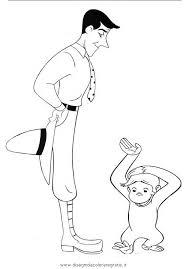 Disegno Curiosogeorge46 Personaggio Cartone Animato Da Colorare