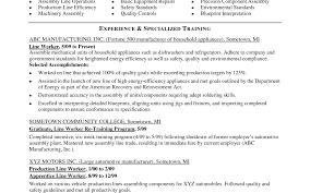 General Construction Resume Mac Support Sample Resume